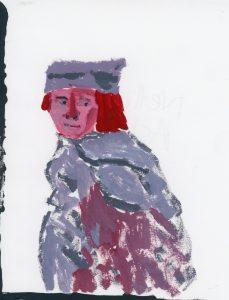 Portrait of Nettie Craig Asberry by Kane McIntyre