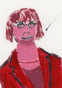 Portrait of Patty Murray by Kane McIntyre