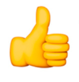 Thumbs Up Emoji