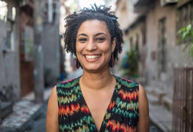 Marielle Franco Ativista Social e Política carioca