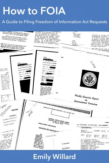 Cover image for How to FOIA