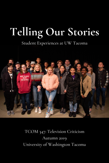 Cover image for Telling Our Stories
