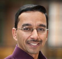 Dr. Rajesh Rao headshot photograph
