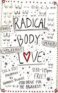 Radical Body Love, artwork by Sophia Moore
