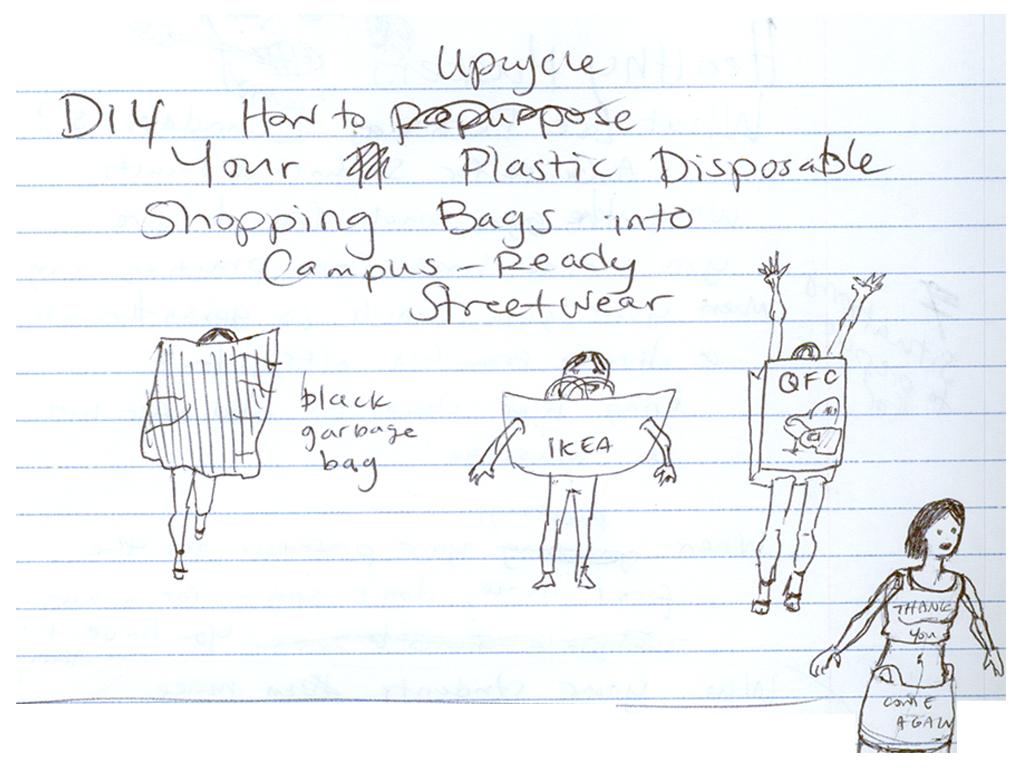 Upcycle Plastic