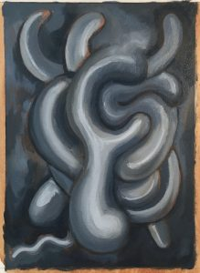 Untitled Abstract Painting
