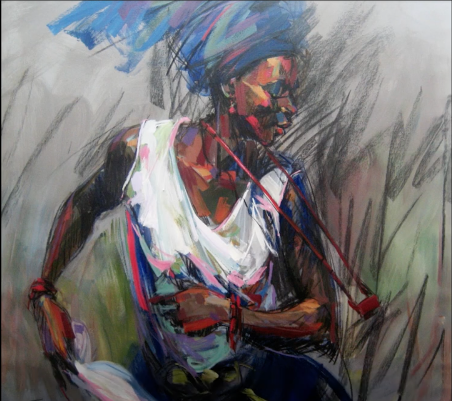 Edosa Ogiugo: Dancer Series: Typical Niger Delta dance.