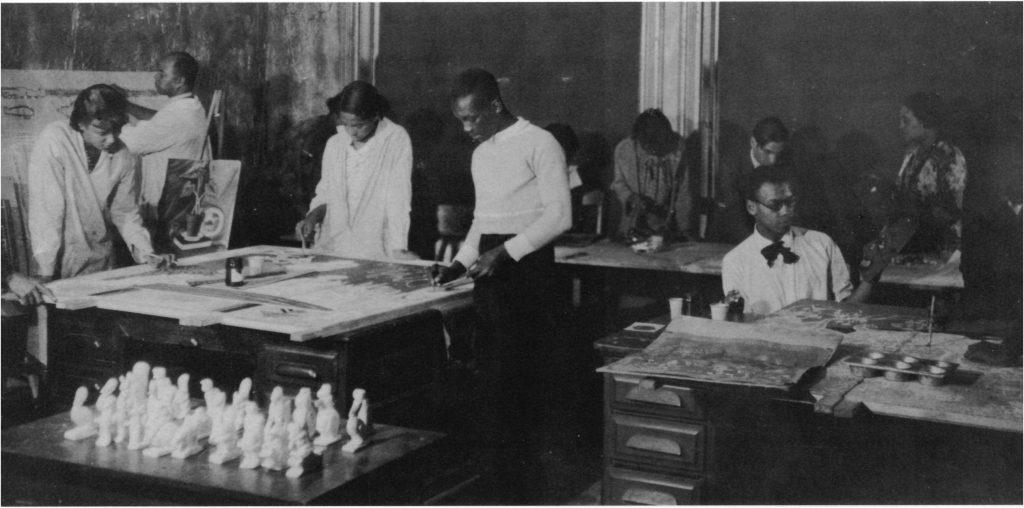 Harlem Art Workshop