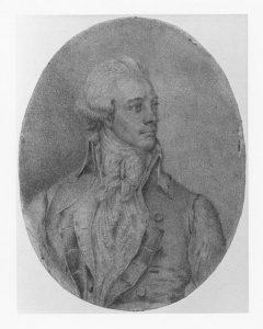 Portrait of Antoine Barnave