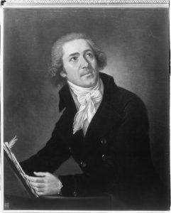 Posthumous Portrait of Jérôme Pétion