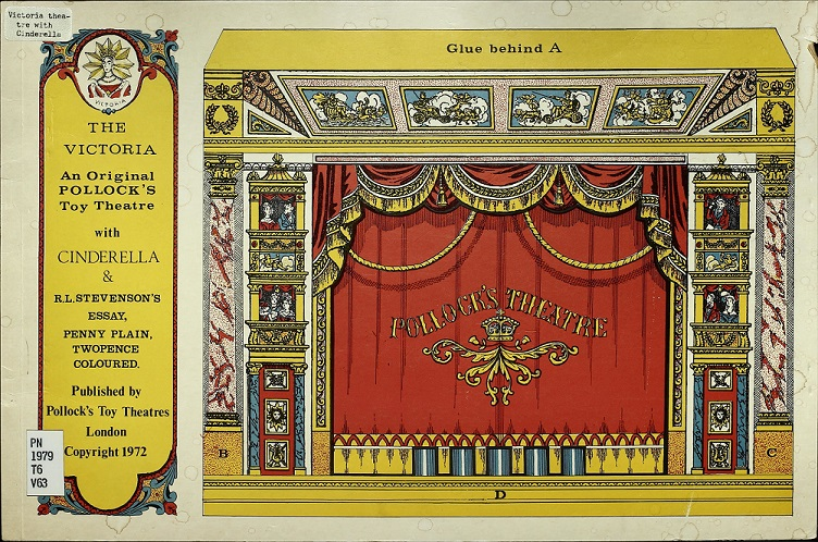 Design Inspiration: Toy Theatres – La France Sauvée ou le